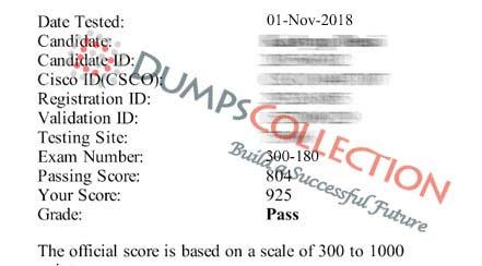 300-180 dumps