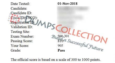 500-301 dumps